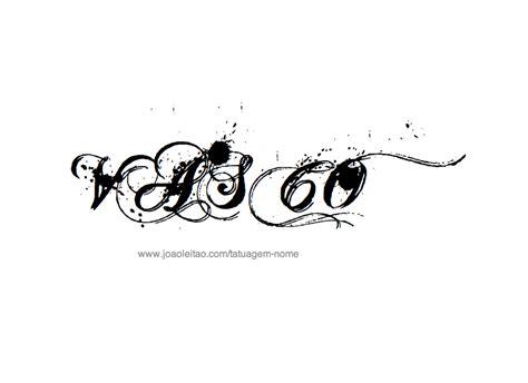 nome vasco desenhos de tatuagem o nome vasco