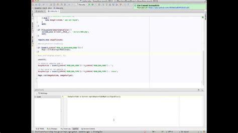 ide settings phpstorm video tutorial youtube get gists plugin intellij idea phpstorm ide youtube