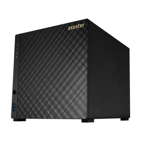 Asustor As3204t 4 Bay Nas Server External Storage Asustor As3204t 4 Bay Nas Enclosure As3204t B H Photo