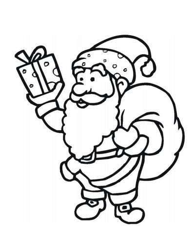 vintage santa coloring page vintage christmas scene coloring page