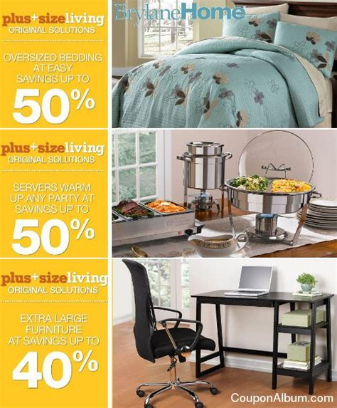 brylane home fall savings get up to 50 take 15