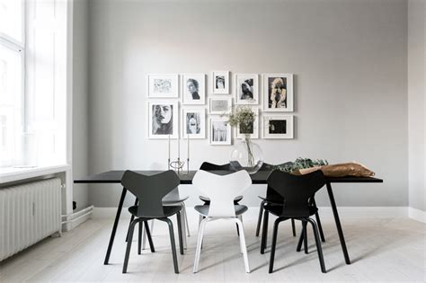 Black White Armchair Design Ideas How To Mixed Dining Room Chairs Fashion Squad