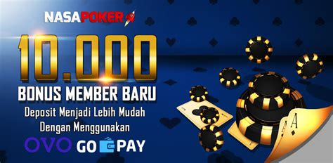 nasapoker agen ceme idn poker  qq terpercaya indonesia