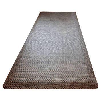 designer kitchen mats designer 2 x 6 kitchen comfort mat in driftwood