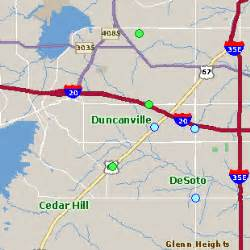 duncanville map duncanville tx pictures posters news and on