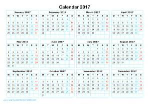 yearly calendar printable get your free yearly calendar