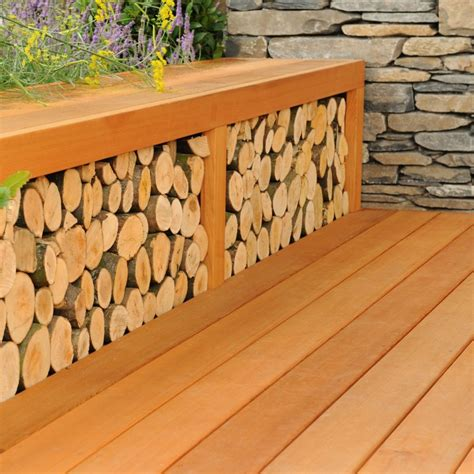 Western Red Cedar Decking Cedardeck Clear 25 x 140mm