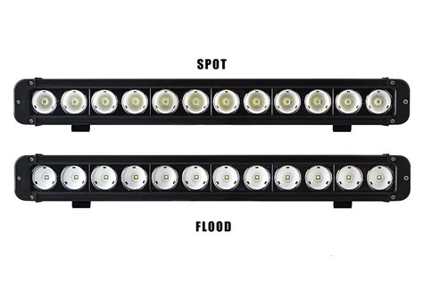 led spot light bar 21 quot heavy duty road led light bar 120w xtra series