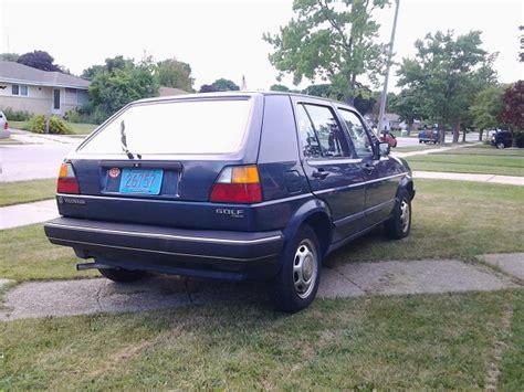 1986 Volkswagen Golf by 1986 Volkswagen Golf Diesel German Cars For Sale