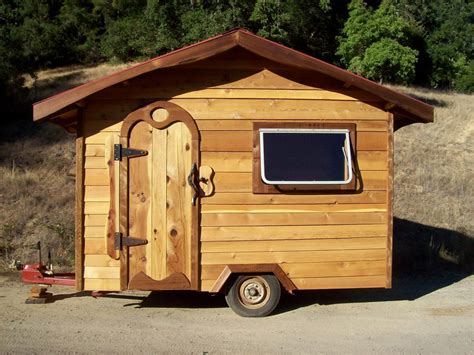 tiny home on trailer tiny tiny house tiny house swoon