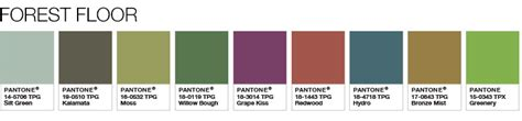 pantone color   year  greenery natures