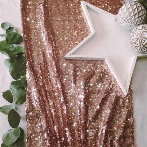 gold sequin table runner sequin table runner by the shop
