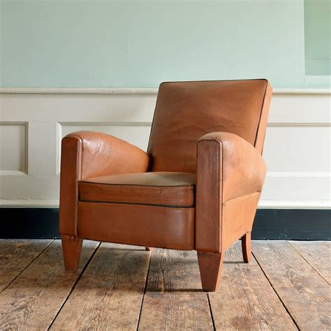 Leather Club Chairs For Sale French Leather Club Chairs For Sale At 1stdibs