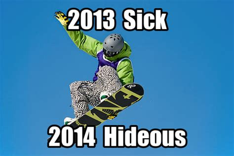 Snowboarding Memes - new expressions for 2015 in response to esquire susie