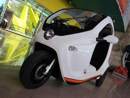 Modifikasi Vespa Jadi Mobil by Modifikasi Bajaj Listrik Jadi Generasi Terbaru
