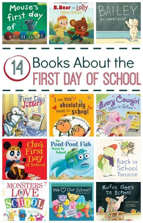from the day books books about the day of school from fantastic and