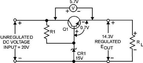 zener diode as voltage regulator class 12 voltage regulators classle