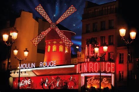 Moulin Rouge Show Paris 2017
