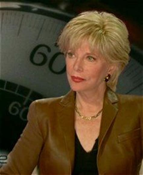 pictures of leslie stahl s hair authentically human exemplars on pinterest jennifer