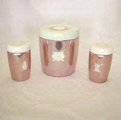 burnt orange west bend kitchen canisters by thewhitepepper vintage west bend tobacco canister humidor can chief