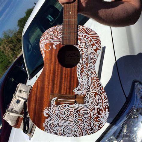vsco freshvibezz ukulele art painted ukulele ukulele design
