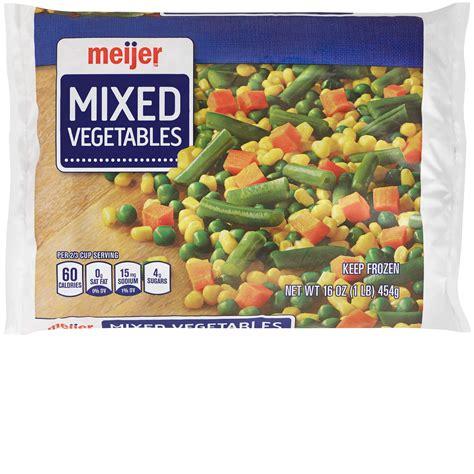vegetables nutrition steamfresh tuscan vegetables nutrition nutrition ftempo