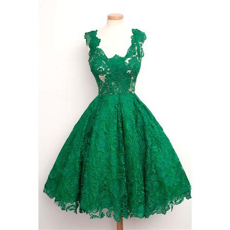 Green Dress rochii de ocazie de seara dantela verde