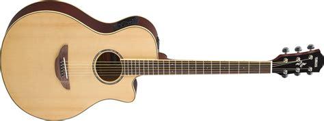 Yamaha Apx600 yamaha sort les guitares 233 lectroacoustiques apx600 et