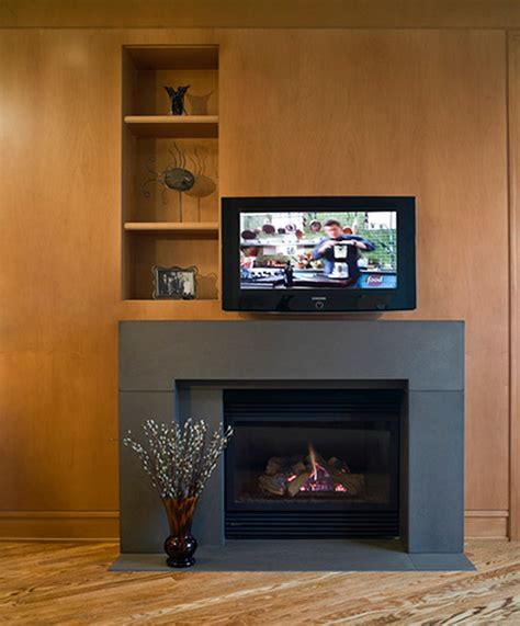 Modern Fireplaces Ideas by Fireplace Designs Layouts Iroonie