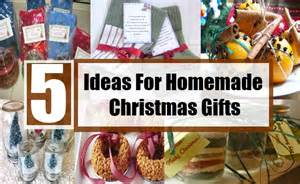 interesting ideas for homemade christmas gifts images frompo