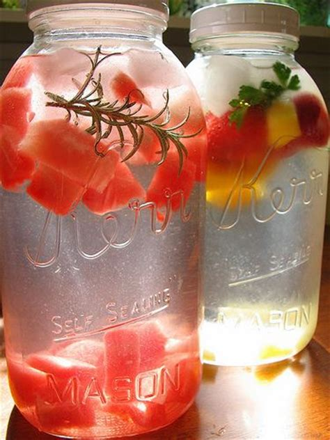 Watermelon Rosemary Detox Water by 17 Best Images About Healthy Waters Juices Smoothies On