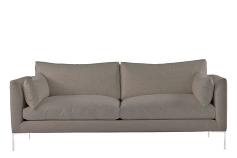 ellis sofa ellis 2 seater sofa grey by content by terence conran