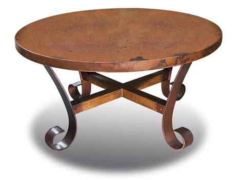 hammered copper table l copper coffee table copper table hammered table