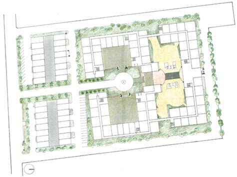 multi family house plans with courtyard extraordinary multi family house plans with courtyard contemporary ideas house