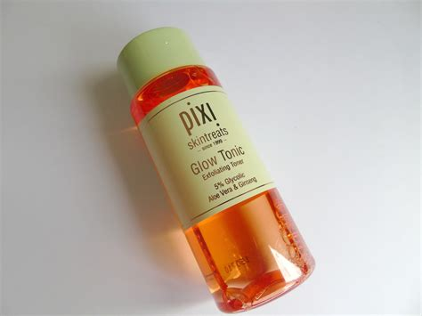 Skinova Toner Glowing Pink For Brightening pixi glow tonic worth the hype she s looking at the