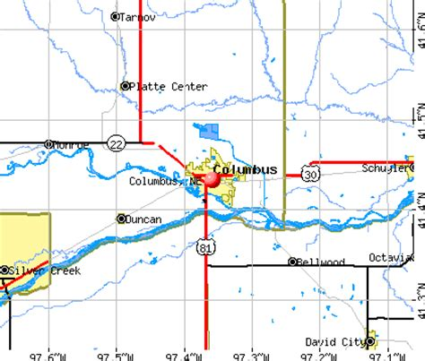 husker house columbus ne columbus nebraska ne 68601 profile population maps real estate averages homes