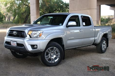2012 Toyota Tacoma Trd Sport 2012 Tacoma Trd Sport Pictures Upgrade Package With 18