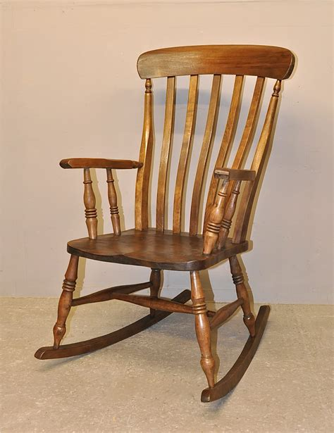 rocking armchair uk wlathback windsor rocking chair r3387 antiques atlas
