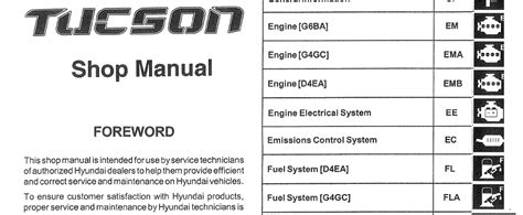 owners manual for a 2012 hyundai tucson service manual pdf 2006 hyundai tucson workshop manuals hyundai tucson 2006 2007 2008 workshop service repair manual