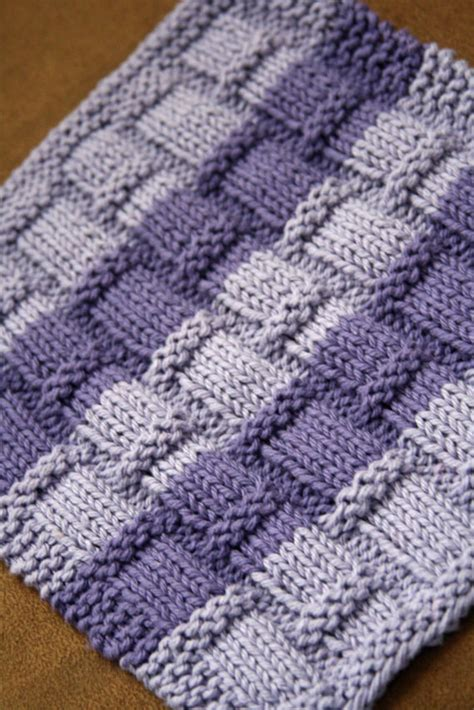 knit dishcloth pattern unavailable listing on etsy