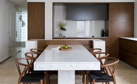 Kitchen Island With Table Extension by Fancy Furniture Designs With Marble Tops