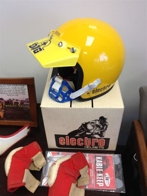 retro motocross helmet vintage helmet question moto motocross