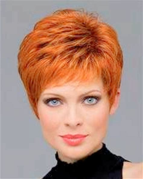 back short hair 50 year old short haircuts for women over 50 front and back view