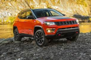 Jeep Cumpus 2017 Jeep Compass Trailhawk Drive Compass Finally