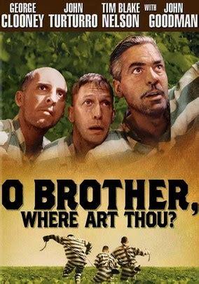 Dvd O Where Thou o where thou 2000 for rent on dvd dvd