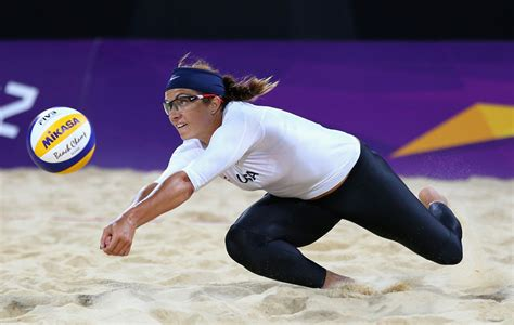 Misby Maudy may treanor in olympics day 3 zimbio