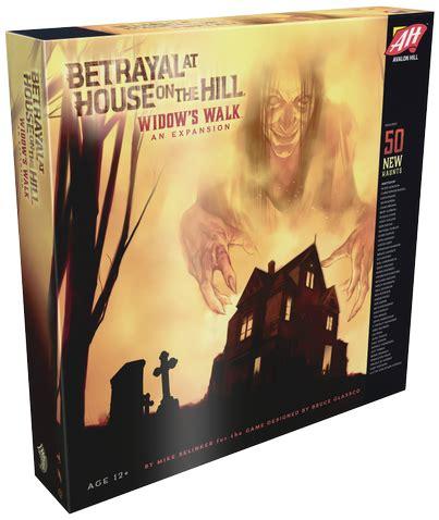 betrayal at house on the hill rules betrayal at house on the hill widow s walk image boardgamegeek