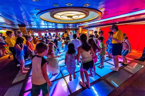 princess cruises kids club oceaneer club kid s club on the new disney dream cruise