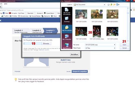 cara membuat virus facebook chat cara membuat facebook pictureshack lsn related keywords