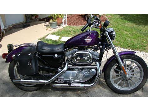 Harley Davidson 883 Hugger by Harley Davidson Sportster 883 Hugger For Sale Used